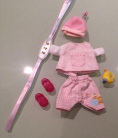 Baby Born Miniworld Puppen Kleider Set siehe Foto!Nichtraucherhaushalt/keine Haustiere!Versand zzgl. Versandkosten auch möglich!Schaut auch in meine anderen Anzeigen um Versandkosten zu sparen!!!