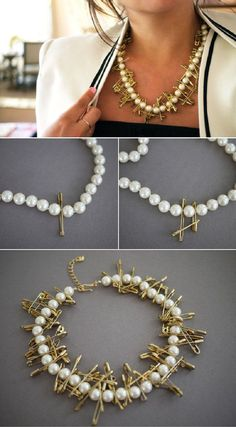Top 10 Fashion Pieces You Can Make With Safety Pins