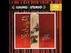 1959 - Gustav Mahler - Das Lied von der Erde  (Forrester, Lewis; Reiner-...