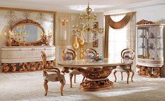 Bursa klasik yemek odası