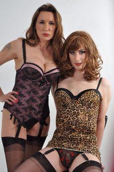 Males love feminine lingerie