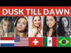 Who Sang It Better : Dusk Till Dawn (Netherlands, USA, Switzerland, Mexico, Brazil) - YouTube