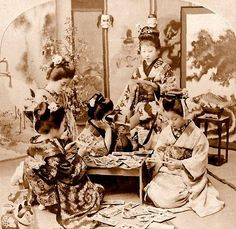 MAIKO AND GEISHA in STEREOVIEW HEAVEN -- Traveling the World While the Photographer Takes the Pic | Flickr - Photo Sharing!