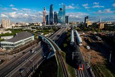 MOSCÚ, LA MAYOR MEGALÓPOLIS DE EUROPA INNOVA EN TRANSPORTE