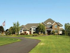 Eplans European House Plan - Six Bedroom European - 5340 Square Feet and 5 Bedrooms(s) from Eplans - House Plan Code HWEPL67727