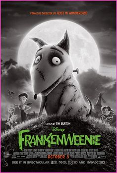 "Disney Dog Movies | ... And Weird Girl From Disney's ""Frankenweenie"" 