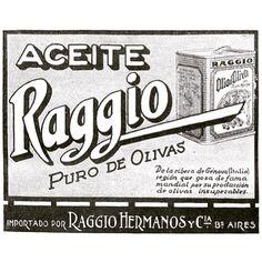 #1934 #tango #argentina #buenosaires #vintage #ads #aceite #raggio