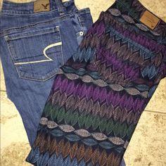 American Eagle denim!! Skinny jeans, jeggings American Eagle Outfitters Jeans Skinny