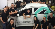 Nutonomy teams up with Peugeot-maker Groupe PSA for self-driving car tests in Singapore (Techcrunch)