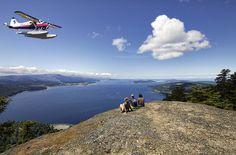 Salt Spring Island, off British Columbia