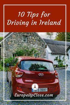 Driving in Ireland c