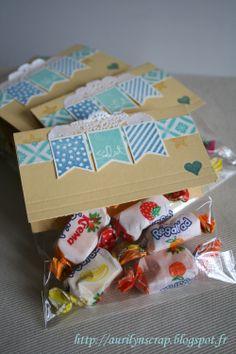 sachet de bonbons