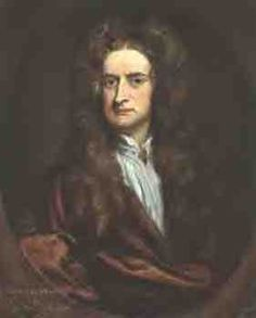 Sir Issac Newton; Scientist. An English scientist, astronomer, and mathematician, he is considered one of the greatest names in the history of human thought.
