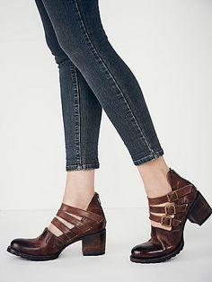 Blue Moon Ankle Boot
