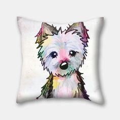 Almofada Yorkie  #pillow #cushion #dog #yorkshire