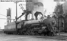 ICRR 1161 at Carbondale, Ill. 1950