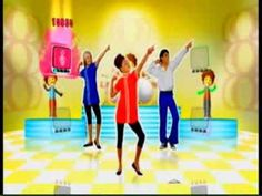 ▶ Just Dance Kids Funkytown by Lipps Inc. (Cover) - YouTube