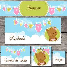 kit Elo7 Baby girl
