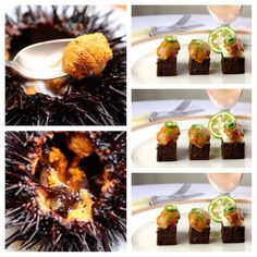How to Clean Uni (sea urchin) step by step #SummerSoiree #NoCookEvent