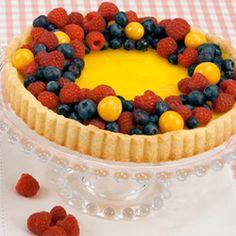 French Lemon Tart recipe - Canadian Living