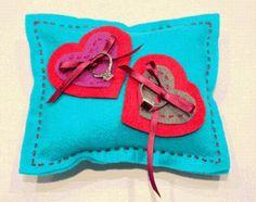 DIY Make a Wedding Ring Cushion