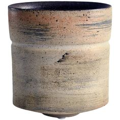 Unique Stoneware Vase by Fritz Vehring, Own Studio, Germany 1