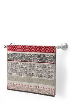 Bosphorous Geo Striped Towel
