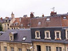 Toits de Caen