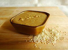 Monika w kuchni: Pasta tahini