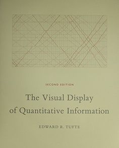 The Visual Display of Quantitative Information by Edward R. Tufte http://www.amazon.com/dp/0961392142/ref=cm_sw_r_pi_dp_2UBcvb047G8PS