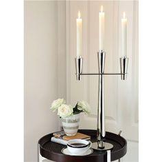 Fink Living Bandini 3 Candle Candelabra