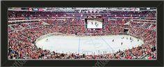 This small Washington Capitals stadium panoramic, framed to 27 x 9.5 inches. $69.99       @ ArtandMore.com
