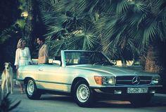 Mercedes-Benz 380 SL 1980