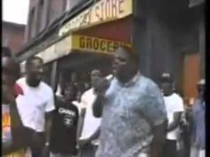 Biggie Smalls Freestyle 17 years old