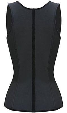 d7cfbc5384f Senchanting Waist Training Corset Body Shaper Plus Size Steel Boned Bustier  at Amazon Women s Clothing store