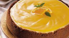 La Cheesecake all'Arancia con Gocce di Cioccolato è un dolce fantastico, semplice e veloce da realizzare. Perfetta da servire a fine pasto, ecco come prepararla!