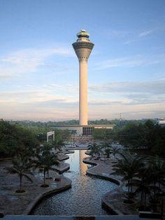 Flight Control Tower KLIA