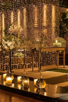 140 awesome wedding scene decoration everyone will like it page 37 Wedding Entrance, Wedding Reception, Our Wedding, Dream Wedding, Wedding Themes, Wedding Events, Wedding Decorations, Wedding Scene, Fairy Lights