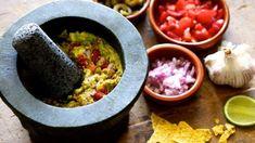 DIY guacamole