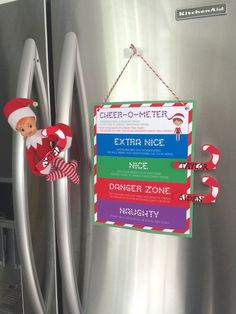 el on the shelf ideas for your little one. free elf on the shel ideas behavior chip chart free printable for christmas