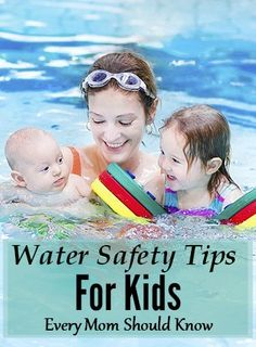 5 Simple & Important Water Safety Rules For Your Kids: Whether you are visiting the dam, lake, river or swimming pool, you need to keep an eye on your kid and teach him the basic safety rules. Make sure to stay together wherever you go.Here are some of the simple yet important water safety tips for kids that you must remember before going near water.