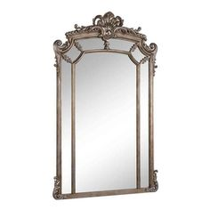 @Overstock - Somette Antique Silver Framed Mirror - The mirror collection will accent a varety of tastes and styles. With our beautiful designs and reflective surfaces, the mirror collection is bound to become the focal point of any room or living space.  http://www.overstock.com/Home-Garden/Somette-Antique-Silver-Framed-Mirror/9109297/product.html?CID=214117 $382.99
