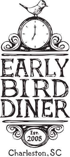 Early Bird Diner has a great menu with a southern twist. Go try their Chicken and Waffles....I can promise you that you won't be disappointed!