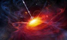 G.A.B.I.E.: Descubierto el agujero negro más grande y brillant...