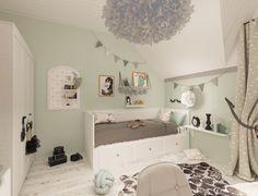Girl Room, Girls Bedroom, Baby Room, Daybed Room, Kids Bunk Beds, Room Setup, Spare Room, Dream Rooms, New Room