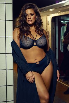 Ashley Graham Provocative Fatal Attraction