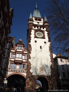 Freiburg in Gernamy: http://www.ytravelblog.com/what-to-see-in-freiburg-germany/