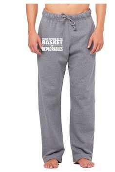 Proud Member Of The Basket Of Deplorables Sweatpants