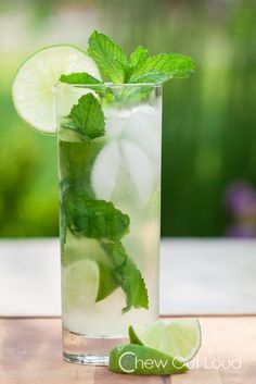 This is truly the Best Mojitos recipe ever! Infused with plenty of fresh mint and limes, this is the perfect balance of flavors. Such a crowd pleaser.