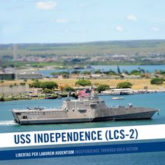 USS Independence is equipped with larger helicopter landing pads and small craft storage bays to allow for rapid troop deployments.Littoral combat ships are designed for operation close to shore with enhanced maneuverability and speed for picking and choosing engagements. USS Independence, along with other LCS-class vessels, is intended to make use of its sleek, nimble design for mine sweeping, patrolling and anti-piracy missions.